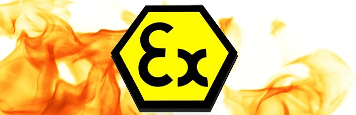 ATEX logo petrochemical cables